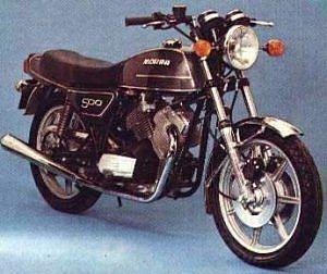 Moto Morini 500 Sport (1978-80)