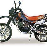 Moto Morini 501 XE Camel (1985)