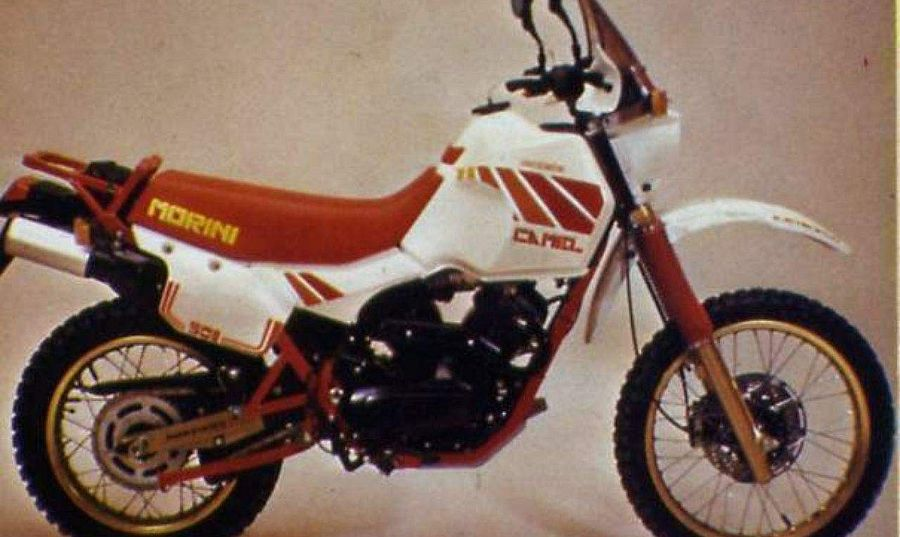 Moto Morini 501 X2 AMEX (1989)