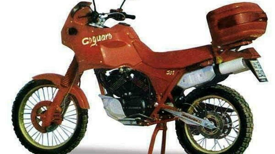 Moto Morini 501 Coguaro (1989)