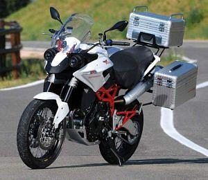 Moto Morini Granpasso 1200 (2010)