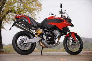 Moto Morini Granpasso 1200 (2011)