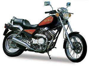 Moto Morini New York 350 (1989)