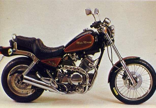 Moto Morini New York 500 (1989)