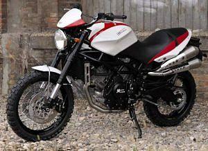 Moto Morini Granpasso 1200 (2010-11)