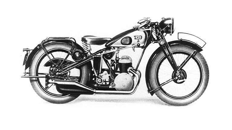 NSU 201 ZDB (1938-40)