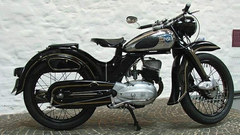 NSU Lux / Superlux (1951-54)