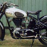 Norton 500 Model 18 (1947-54)