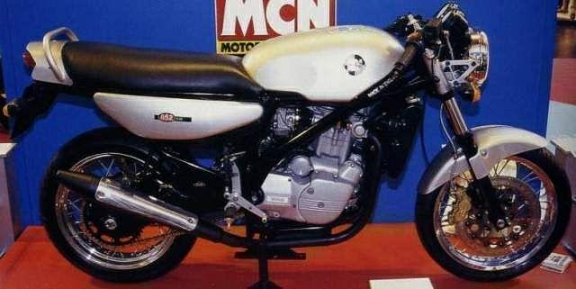 Norton C 652 SM (1999)