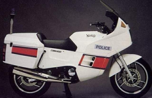 Norton Commander Police (1990)
