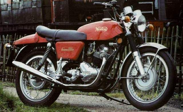 Norton Commando 750 (1970-72)