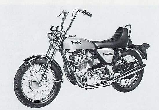 Norton Commando 750 Hi (1971-72)