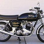 Norton Commando 750 Interstate (1972)
