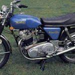 Nortom Commando 750 Roadster (1970-71)