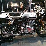 Norton Commando Cafe Racer (2010)