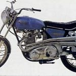 Norton Commando 750 Fastback MKII (1969-70)