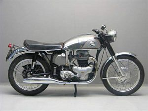 Norton Dominator 88 (1956-62)