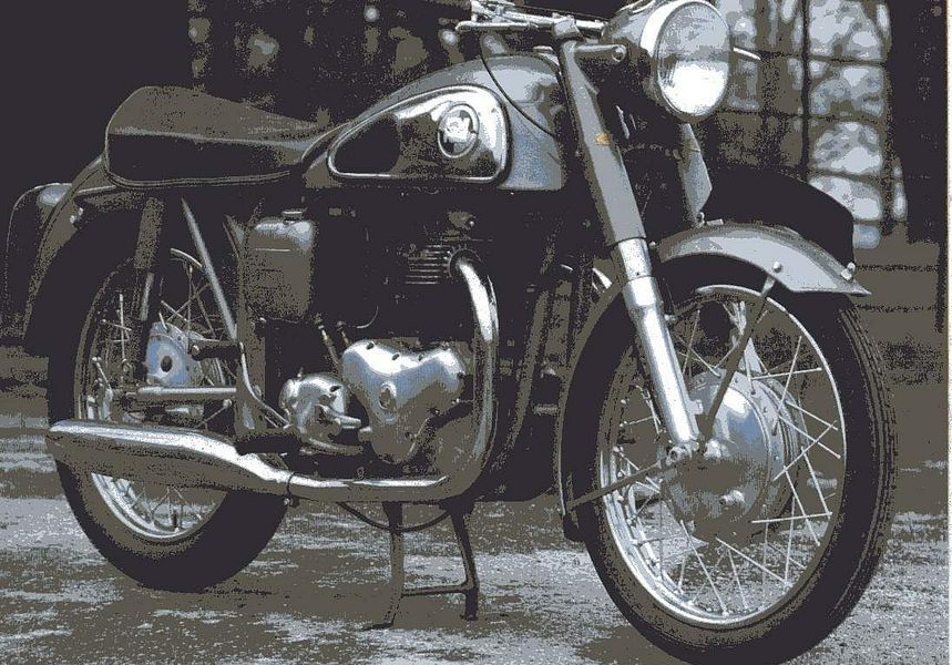 Norton Dominator 650 (1956-62)