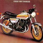 Ossa Yankee 500 SS (1976)