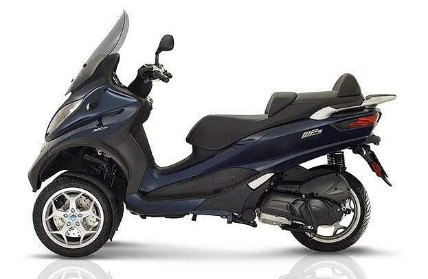 Piaggio MP3 300 Sport / Business ABS ASR (2016)