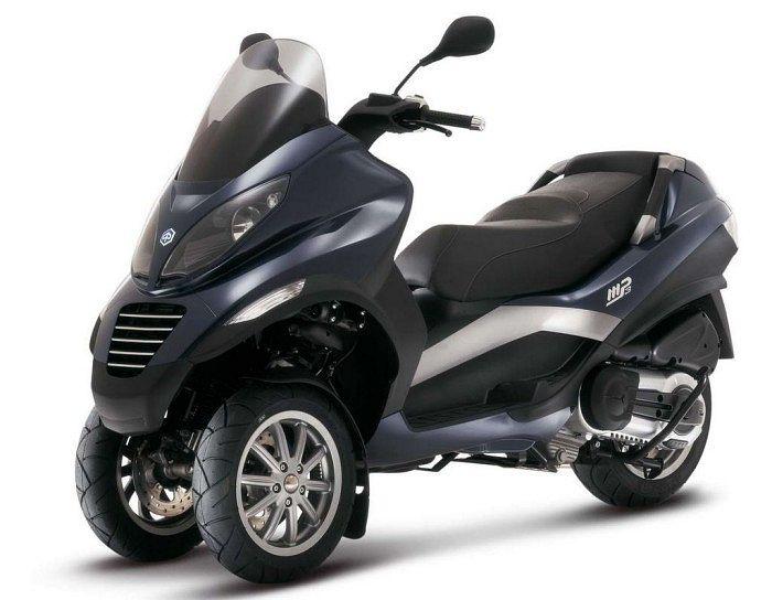 Motorcycle Specs (2007-08)