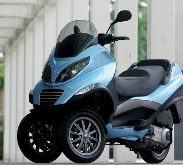 Motorcycle Specs (2006-09)