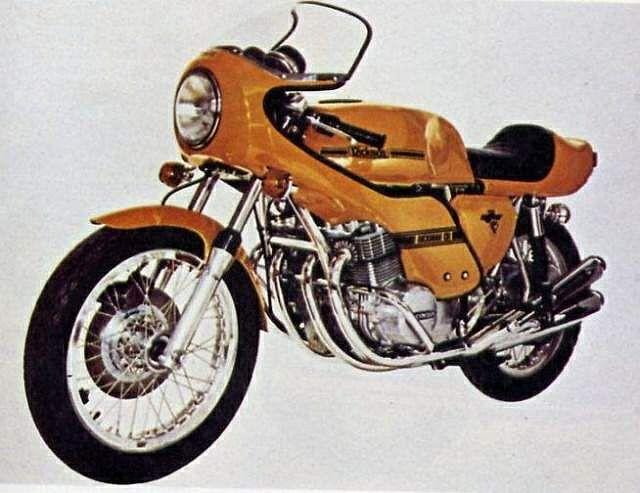Rickman Honda 750 RC (1975)