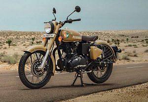 Royal Enfield Bullet 350 (2018)