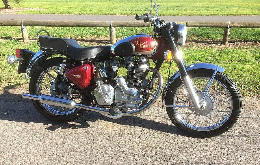 Royal Enfield Bullet 500 Classic (1990)