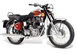 Royal Enfield Bullet 350 (2009)