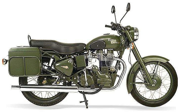 Royal Enfield Bullet 350 (2009-10)