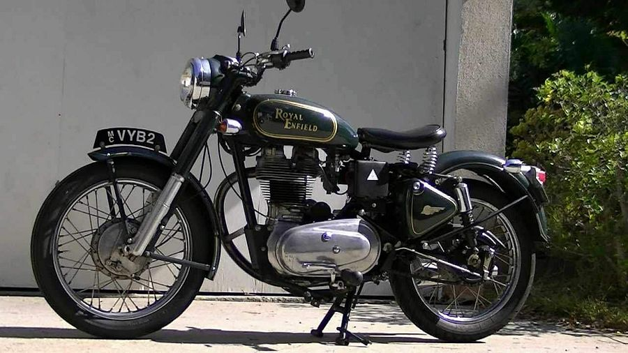 Royal Enfield Bullet 500 ( )