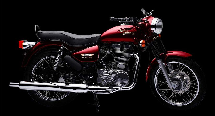 Royal Enfield Bullet 350 (2010-11)