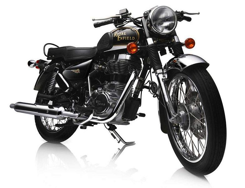 Royal Enfield Bullet 350 (2015)