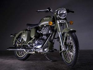 Royal Enfield Bullet 350 (2013-14)