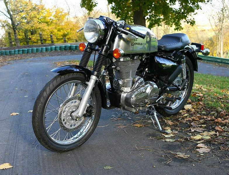 Royal Enfield Bullet Clubman (2012)