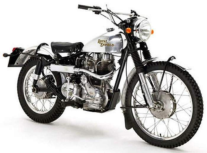 Royal Enfield Bullet 350 (2011-12)