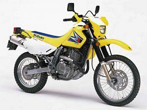 Suzuki DR 650 SE (2005-06)