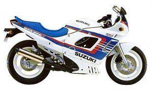 Suzuki GSX 600F (1990-91)