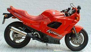 Suzuki GSX 600F (1992-93)