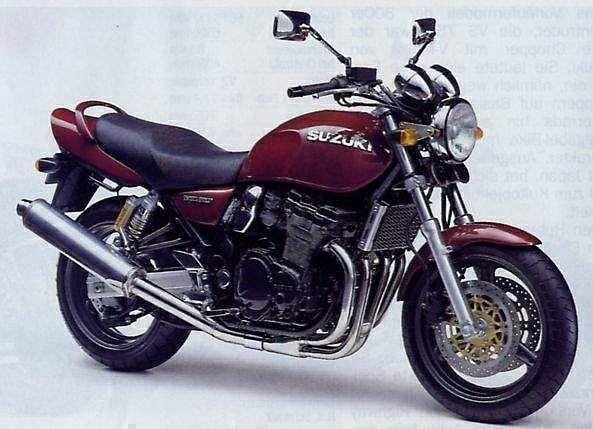 Suzuki GSX750 Inazuma (1997-98)