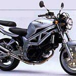 Suzuki SV 400N (1998-04)