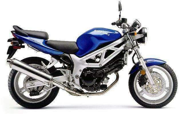 Suzuki SV 650 (2001-02)
