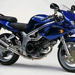 Suzuki SV 650S (2001-02)