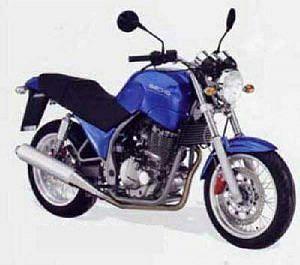 Sachs Roadster 650 (2001-04)