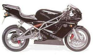 Sachs XTC-Racing 125 (1998-01)