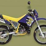 Sachs Enduro ZX125 (1997-01)