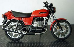 Sanglas 500 S2 V5 (1979-81)