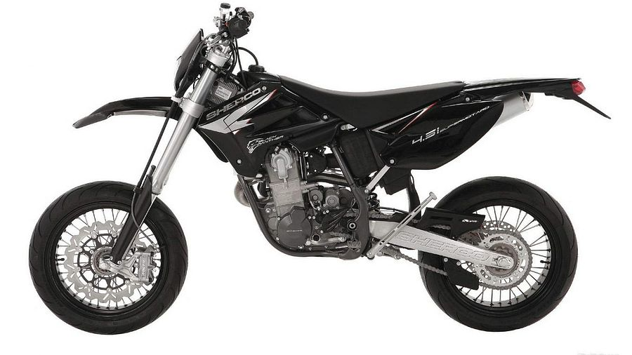 Sherco 5.1i Supermotard (2008)