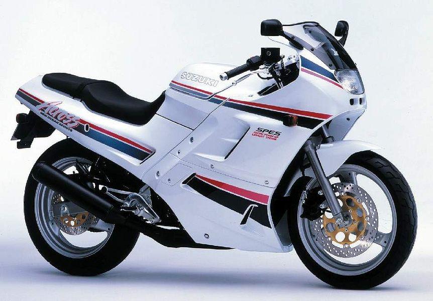 Suzuki GSX (1990-91)